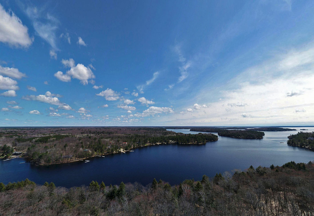 Waterfront Property for Sale at Carling Cove Estates near Parry Sound Cottage Country - Moffat Dunlap Real Estate