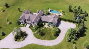 100 Acres, Bathurst Street - Country Homes for sale and Luxury Real Estate in Caledon and King City including Horse Farms and Property for sale near Toronto