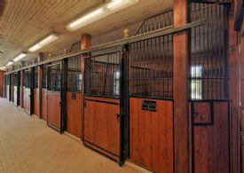 Stables - Country homes for sale and luxury real estate including horse farms and property in the Caledon and King City areas near Toronto
