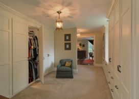 Dressing Room - Country homes for sale and luxury real estate including horse farms and property in the Caledon and King City areas near Toronto