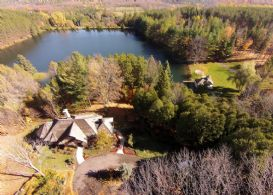Main House & Picnic House - Country homes for sale and luxury real estate including horse farms and property in the Caledon and King City areas near Toronto