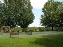 The Tennis Court - Country homes for sale and luxury real estate including horse farms and property in the Caledon and King City areas near Toronto