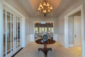 Entry Foyer - Country homes for sale and luxury real estate including horse farms and property in the Caledon and King City areas near Toronto