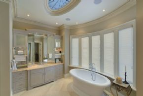 Master En-suite - Country homes for sale and luxury real estate including horse farms and property in the Caledon and King City areas near Toronto