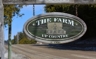 The Farm - Up Country, Hockley Valley, Ontario, Canada - Country homes for sale and luxury real estate including horse farms and property in the Caledon and King City areas near Toronto