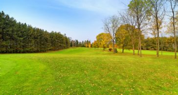 Views over the Golf Course - Country homes for sale and luxury real estate including horse farms and property in the Caledon and King City areas near Toronto