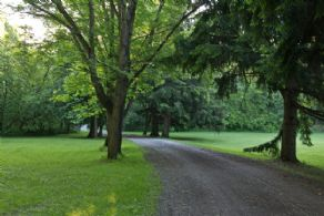 Entrance - Country homes for sale and luxury real estate including horse farms and property in the Caledon and King City areas near Toronto