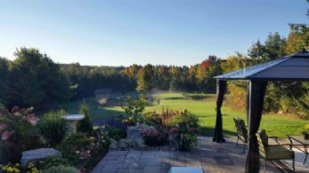 Perfection In The Country, Mono, Ontario, Canada - Country homes for sale and luxury real estate including horse farms and property in the Caledon and King City areas near Toronto