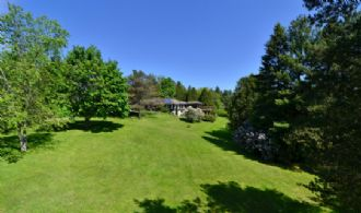 Large Cleared Acreage - Country homes for sale and luxury real estate including horse farms and property in the Caledon and King City areas near Toronto