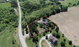 Over One Acre overlooking Holland Marsh - Country homes for sale and luxury real estate including horse farms and property in the Caledon and King City areas near Toronto
