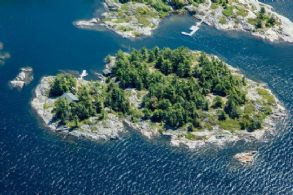 Killkare Island, Pointe au Baril, Ontario, Canada - Country homes for sale and luxury real estate including horse farms and property in the Caledon and King City areas near Toronto