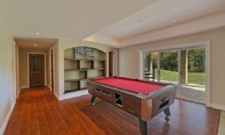 Games Room - Country homes for sale and luxury real estate including horse farms and property in the Caledon and King City areas near Toronto