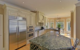 Kitchen/Breakfast Area - Country homes for sale and luxury real estate including horse farms and property in the Caledon and King City areas near Toronto