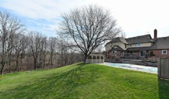 Rear Yard - Country homes for sale and luxury real estate including horse farms and property in the Caledon and King City areas near Toronto