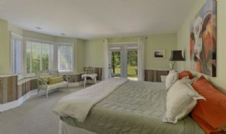 Guest Bedroom - Country homes for sale and luxury real estate including horse farms and property in the Caledon and King City areas near Toronto