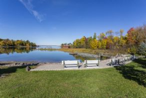 Waterfront Views - Country homes for sale and luxury real estate including horse farms and property in the Caledon and King City areas near Toronto