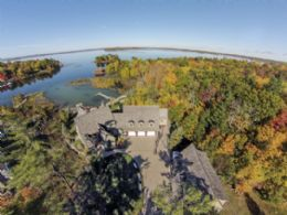 Waterfront Looking West - Country homes for sale and luxury real estate including horse farms and property in the Caledon and King City areas near Toronto