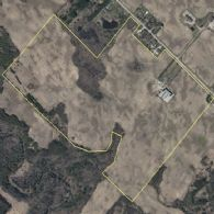 Aerial of the Property - Country homes for sale and luxury real estate including horse farms and property in the Caledon and King City areas near Toronto