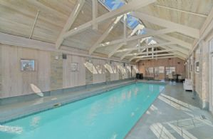 Saltwater Pool - Country homes for sale and luxury real estate including horse farms and property in the Caledon and King City areas near Toronto