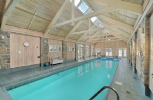 Indoor Pool Wing - Country homes for sale and luxury real estate including horse farms and property in the Caledon and King City areas near Toronto