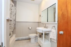 Renovated Bathroom - Country homes for sale and luxury real estate including horse farms and property in the Caledon and King City areas near Toronto