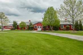 Barn 3 & Arena - Country homes for sale and luxury real estate including horse farms and property in the Caledon and King City areas near Toronto