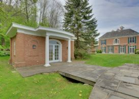 Pool House to South of Home - Country homes for sale and luxury real estate including horse farms and property in the Caledon and King City areas near Toronto