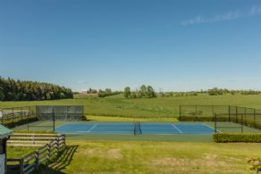 Tennis Court - Country homes for sale and luxury real estate including horse farms and property in the Caledon and King City areas near Toronto