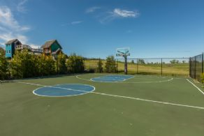 Sport Court - Country homes for sale and luxury real estate including horse farms and property in the Caledon and King City areas near Toronto