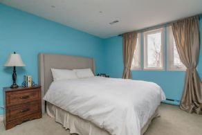 Bedroom 4 - Country homes for sale and luxury real estate including horse farms and property in the Caledon and King City areas near Toronto