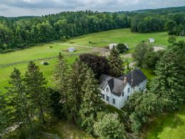 Original Century Home - Country homes for sale and luxury real estate including horse farms and property in the Caledon and King City areas near Toronto