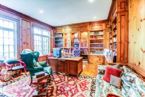 Owner's Office - Country homes for sale and luxury real estate including horse farms and property in the Caledon and King City areas near Toronto