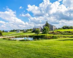 Barn + Office - Country homes for sale and luxury real estate including horse farms and property in the Caledon and King City areas near Toronto
