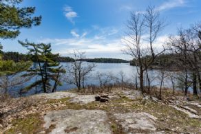 Lot 2 Premium View of the Bay, Carling Bay, Carling, Ontario - Country homes for sale and luxury real estate including horse farms and property in the Caledon and King City areas near Toronto
