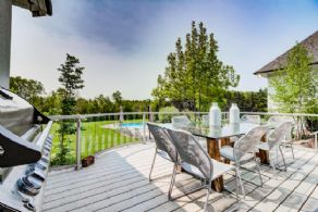 16th Sideroad, King, Ontario - Country homes for sale and luxury real estate including horse farms and property in the Caledon and King City areas near Toronto