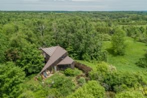 Magical, Private Quiet Retreat, Mulmur, Ontario - Country homes for sale and luxury real estate including horse farms and property in the Caledon and King City areas near Toronto