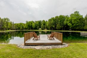 Mulmur Home, 24 Acres - Country Homes for sale and Luxury Real Estate in Caledon and King City including Horse Farms and Property for sale near Toronto