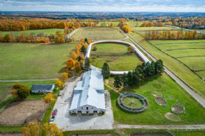 Training Centre - Country homes for sale and luxury real estate including horse farms and property in the Caledon and King City areas near Toronto