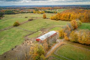 Foaling Barn - Country homes for sale and luxury real estate including horse farms and property in the Caledon and King City areas near Toronto