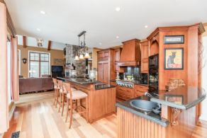 Paris Kitchen - Country homes for sale and luxury real estate including horse farms and property in the Caledon and King City areas near Toronto