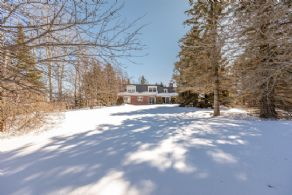 French Country, East Garafraxa, Ontario - Country homes for sale and luxury real estate including horse farms and property in the Caledon and King City areas near Toronto