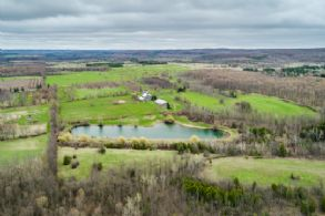 Commanding Location High Atop The Hockley Valley - Country homes for sale and luxury real estate including horse farms and property in the Caledon and King City areas near Toronto