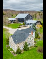 Blithe Hill, 254 acres, Hockley Valley - Country homes for sale and luxury real estate including horse farms and property in the Caledon and King City areas near Toronto