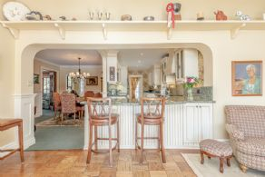 Breakfast Bar - Country homes for sale and luxury real estate including horse farms and property in the Caledon and King City areas near Toronto