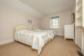 Bedroom 3 - Country homes for sale and luxury real estate including horse farms and property in the Caledon and King City areas near Toronto