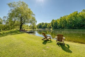 Hockley Valley Estate, Ontario - Country homes for sale and luxury real estate including horse farms and property in the Caledon and King City areas near Toronto