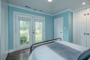 Bedroom 2 - Country homes for sale and luxury real estate including horse farms and property in the Caledon and King City areas near Toronto