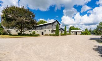 Main Barn - Country homes for sale and luxury real estate including horse farms and property in the Caledon and King City areas near Toronto