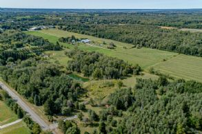 10 Acres, Queensville, Ontario - Country homes for sale and luxury real estate including horse farms and property in the Caledon and King City areas near Toronto