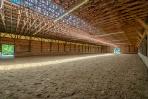Equestrian Facility for Lease, Richmond Hill, Ontario - Country homes for sale and luxury real estate including horse farms and property in the Caledon and King City areas near Toronto